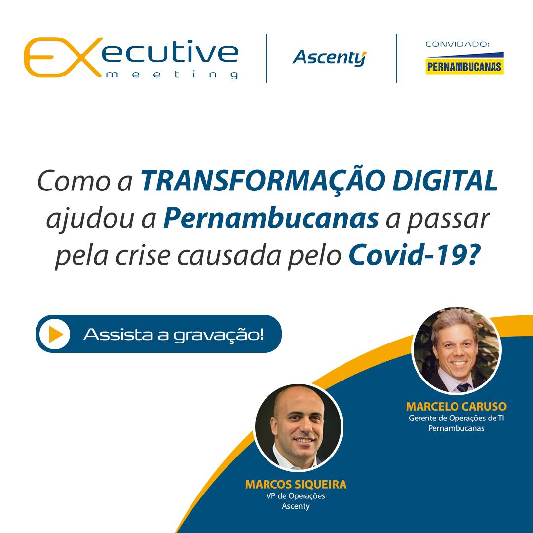 Como a Transformação Digital ajudou a Pernambucanas a passar pela crise causada pelo Covid-19?