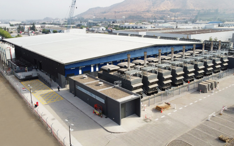 Ascenty inaugura seu primeiro data center no Chile e começa a construção de sua segunda unidade no país
