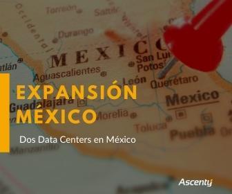 Ascenty inicia la construcción de dos Data Centers en México