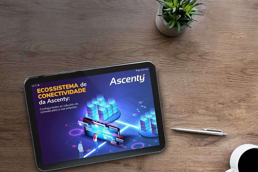 E-Book:  Connectivity ecosystem of Ascenty