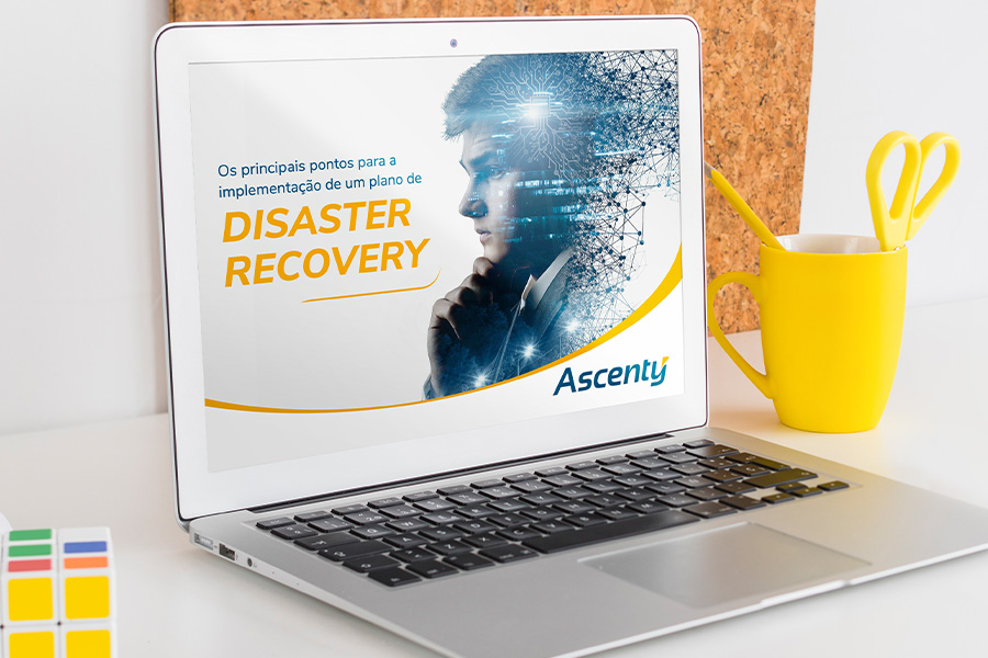 E-Book: The key points to implement a Disaster Recovery plan