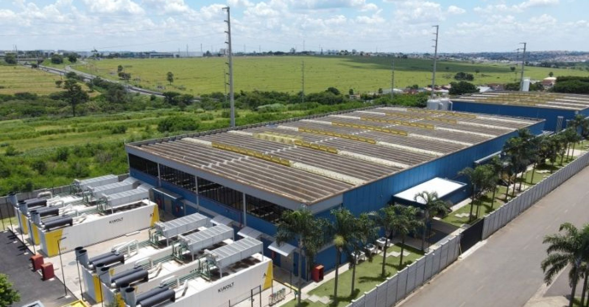 Ascenty kicks off the construction of five more data centers in Brazil