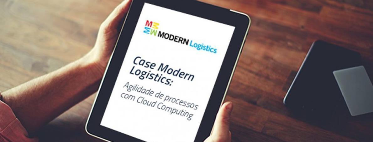 Modern Logistics e a agilidade de processos com o Cloud Computing da Ascenty